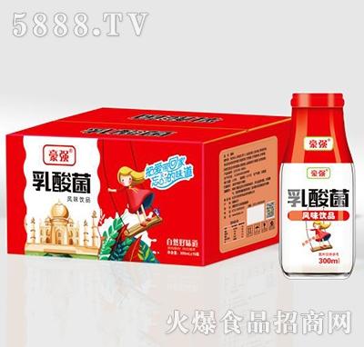 豪强乳酸菌300mlx15瓶