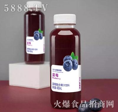 火猴子蓝莓复合果汁饮料
