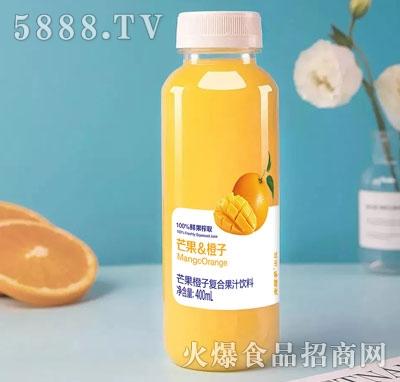 火猴子芒果橙子复合果汁饮料