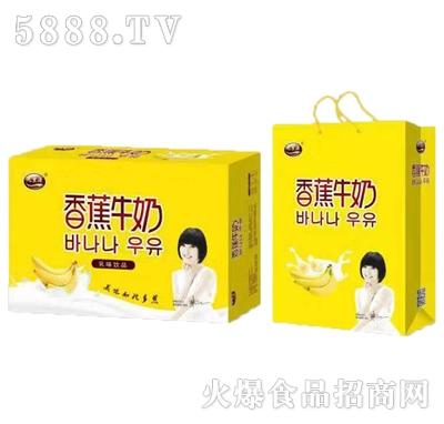 九里源香蕉牛奶礼盒装