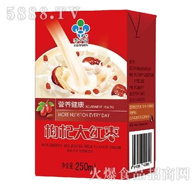 李子园枸杞大红枣奶味饮料250ml