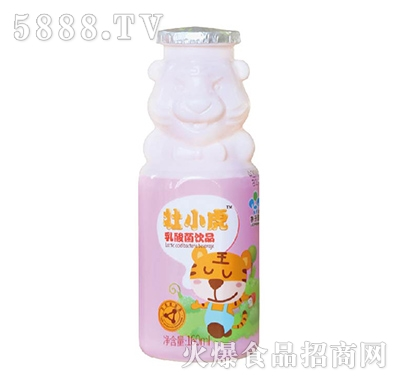 李子园杜小虎乳酸菌饮品160ml