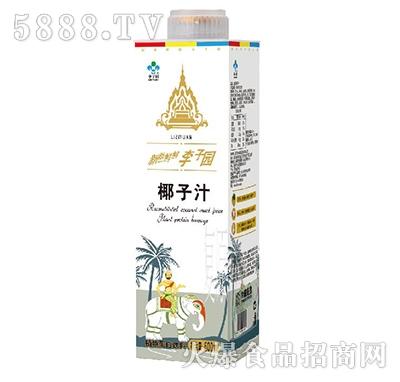 李子园椰子汁600ml