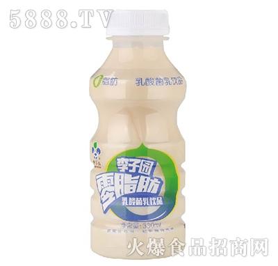李子园乳酸菌330ml