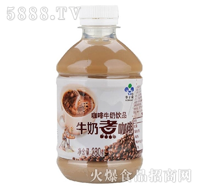 李子园咖啡牛奶280ml