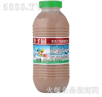 李子园朱古力风味乳饮料225ml