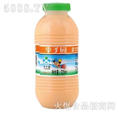 李子园甜牛奶饮料哈密瓜味225ml