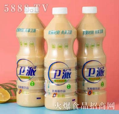 卫派乳酸菌饮品(大瓶)产品图