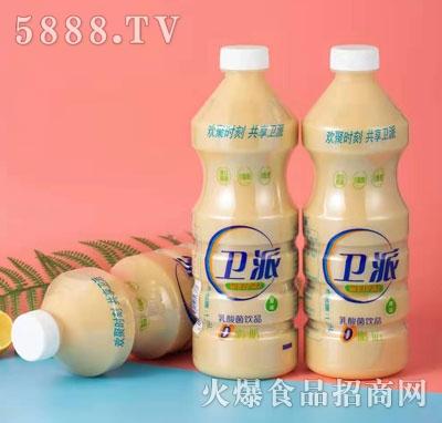 卫派乳酸菌饮品(瓶)产品图