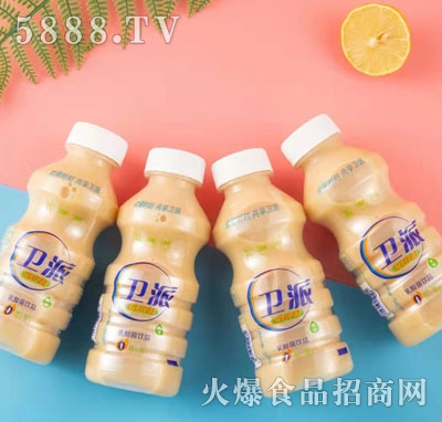 卫派乳酸菌饮品(瓶装)产品图