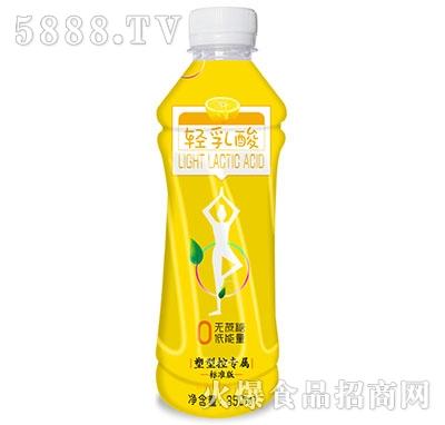 轻乳酸乳酸菌水饮料350ml产品图