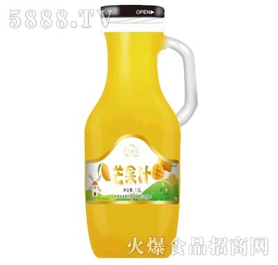 美时达芒果汁1.5L