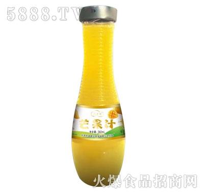美时达芒果汁360ml