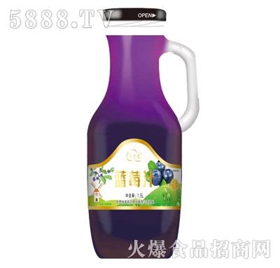 美时达蓝莓汁1.5L