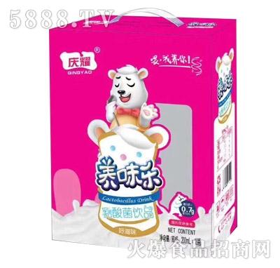 庆耀乳酸菌饮品(箱)