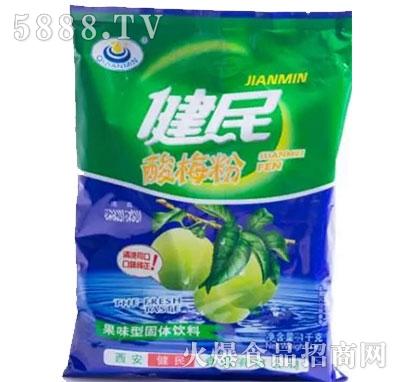 健民酸梅粉固体饮料1kg产品图