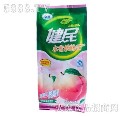 健民水蜜桃粉产品图