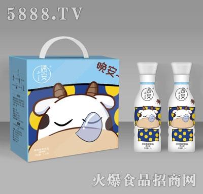 遇安原味酸奶饮品果肉型(礼盒)产品图