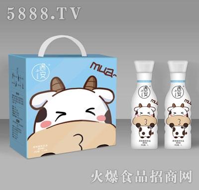 遇安原味酸奶饮品果肉型(礼盒装)产品图