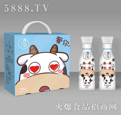 遇安原味酸奶饮品果肉型(箱装)产品图