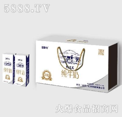 纽麦佳纯牛奶礼盒装产品图