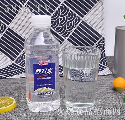 阜润无汽苏打水饮品350ml