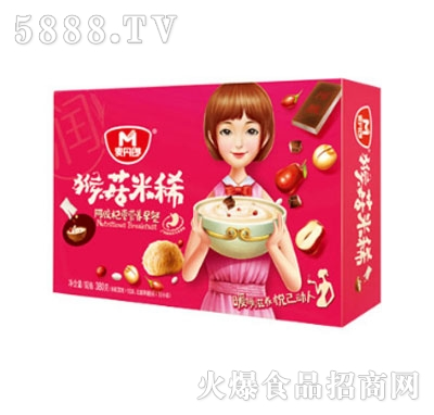 麦丹郎阿胶杞枣猴菇米�。ㄏ洌┎�品图