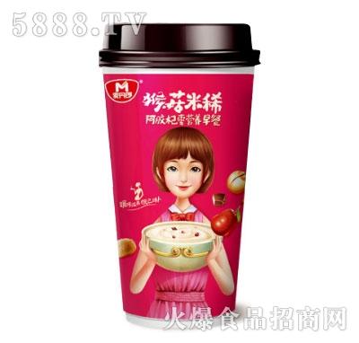 麦丹郎阿胶杞枣猴菇米稀产品图