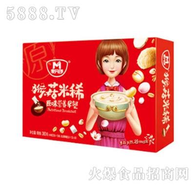 麦丹郎原味猴菇米�。ㄏ洌┎�品图