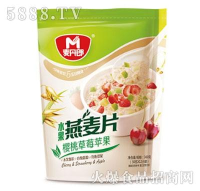 麦丹郎水果燕麦片产品图