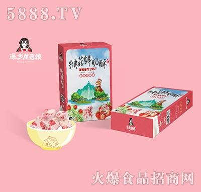瀑乡龙菇娘猴头菇鲜奶酥草莓味