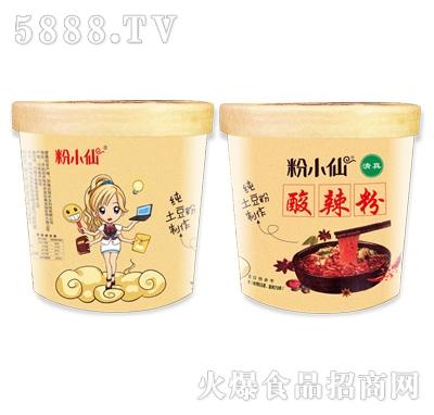粉小仙酸辣粉产品图