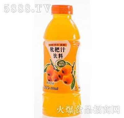 佳美枇杷汁果味饮料600ml