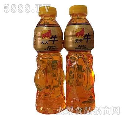 天天牛维生素果味饮料600ml产品图