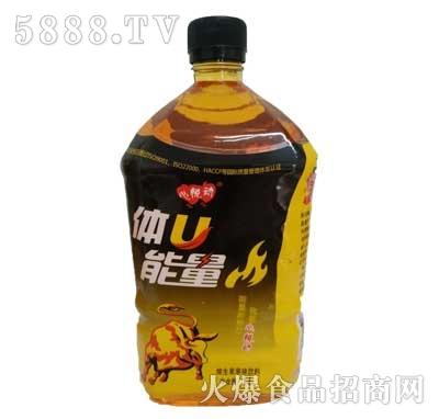 体U能量维生素果味饮料1L产品图