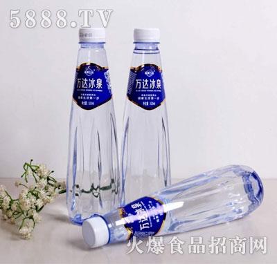 万达冰泉神泉天然饮用水500ml产品图