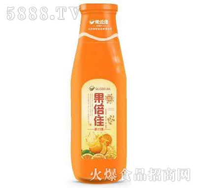 果倍佳橙汁