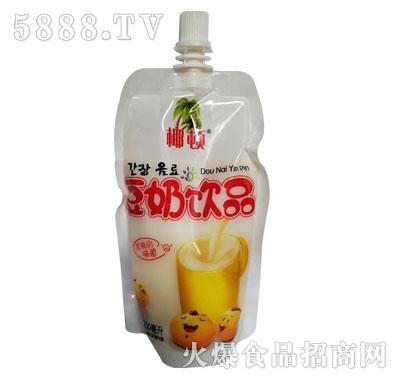 椰顿豆奶饮品