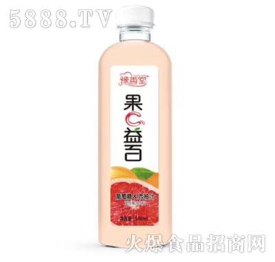 豫善堂葡萄糖西柚汁