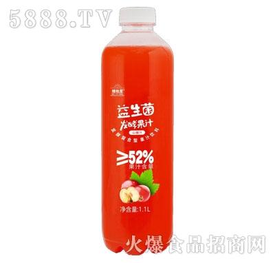 维他星益生菌发酵山楂汁1.1L