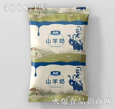 安牧山羊奶250ml