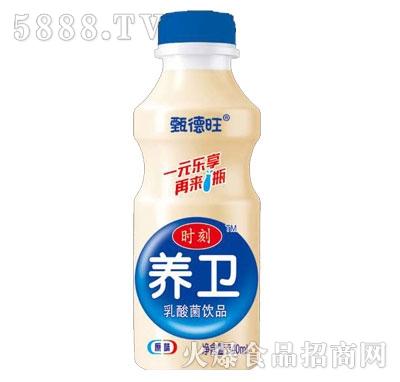 甄德旺乳酸菌饮品原味340ml