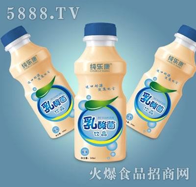 纯乐康乳酸菌饮品