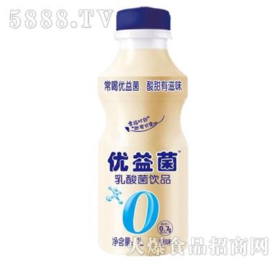 味和力乳酸菌饮品原味1L