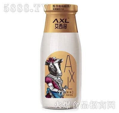 艾西洛发酵酸奶饮品原味