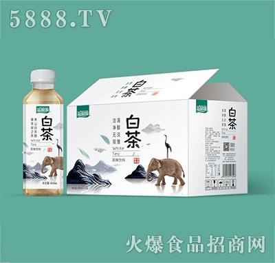 益和源白茶茶味饮料450mlx15瓶