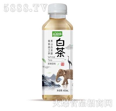 益和源白茶茶味饮料450ml