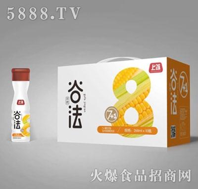 上首7+1复合型玉米粗粮饮料268mlX10