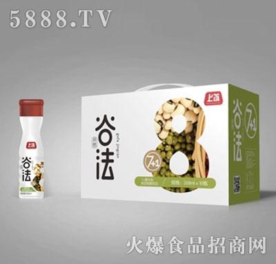 上首7+1复合型绿豆粗粮饮料268mlX10