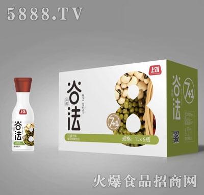上首7+1复合型绿豆粗粮饮料1LX6